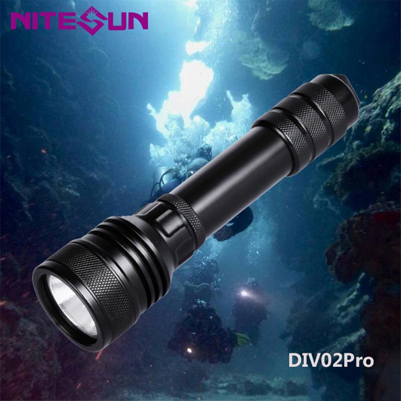 DIV02-pro-Immersione-Torcia-Riflettore-Riverbero-Torcia-Lega-di-Alluminio