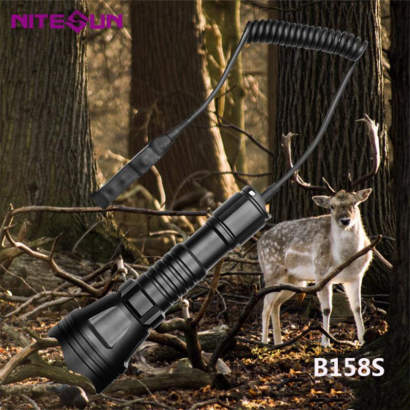 Outdoor-Zoom-Caccia-Torcia-Impermeabile-a-lungo-Raggio-Alluminio-Caccia miniatura 3