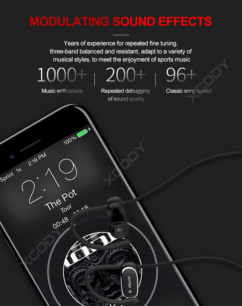 bluetooth kopfh rer in ear wireless headset kompatibel mit ios android ger ten ebay. Black Bedroom Furniture Sets. Home Design Ideas