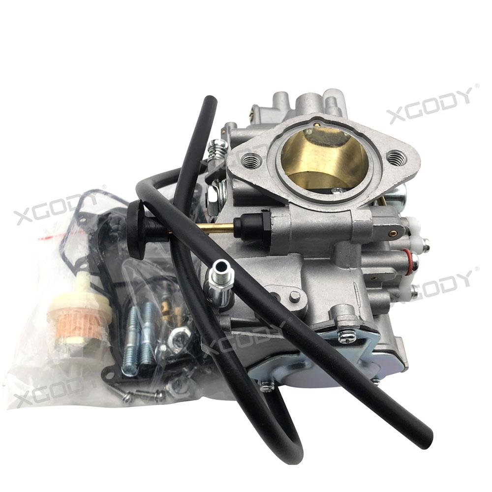 New Big Bear 350 Yfm350 Carburetor Carb 4x4 Yfm350fw 1997