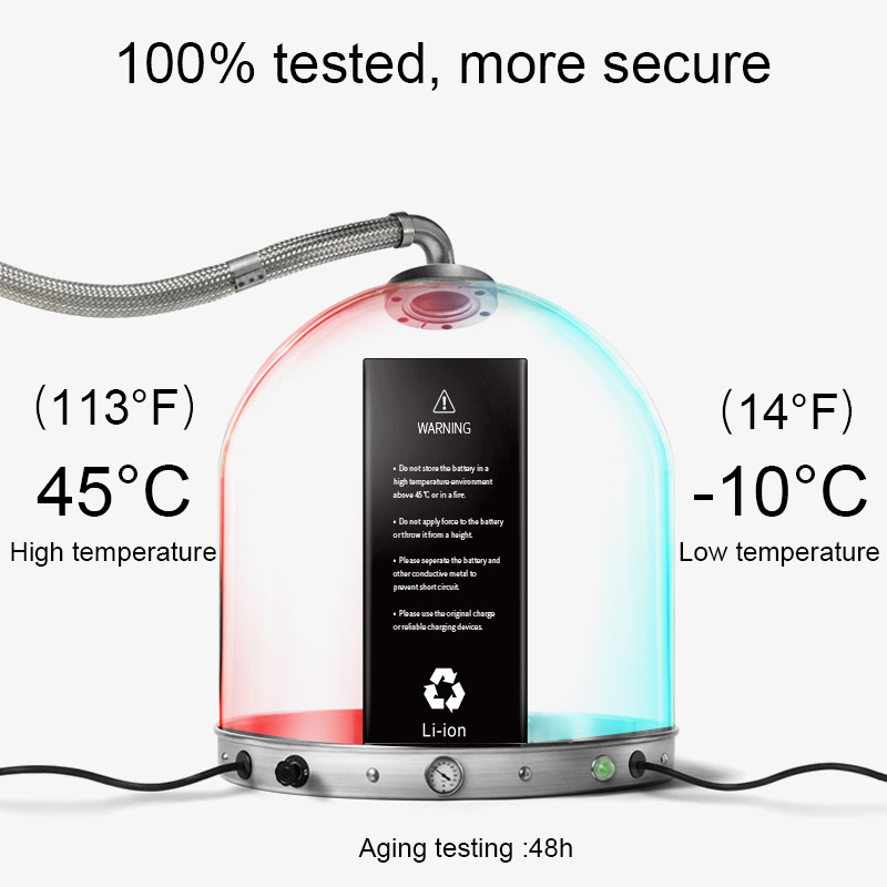 Apple iPhone 6s 1715 mAh High Capacity Replacement Battery