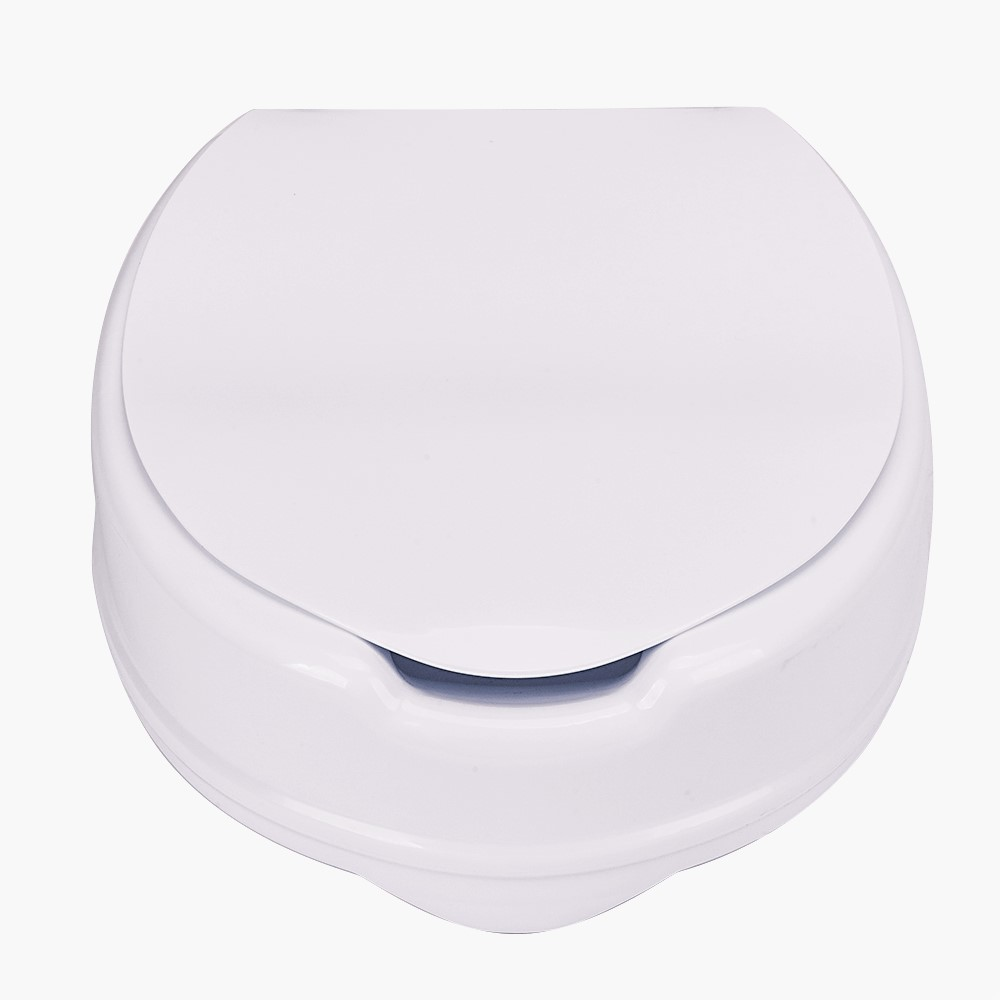 Excellent Details About 4 Adjustable Height Medical Elevated Toilet Seat Riser Lifter Cover White Uwap Interior Chair Design Uwaporg