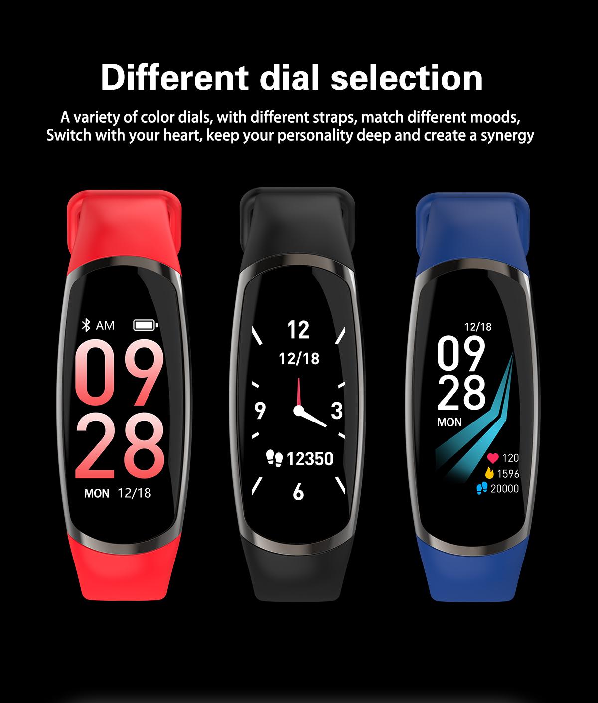 bluetooth smartwatch fitness tracker pulsuhr blutdruck. Black Bedroom Furniture Sets. Home Design Ideas
