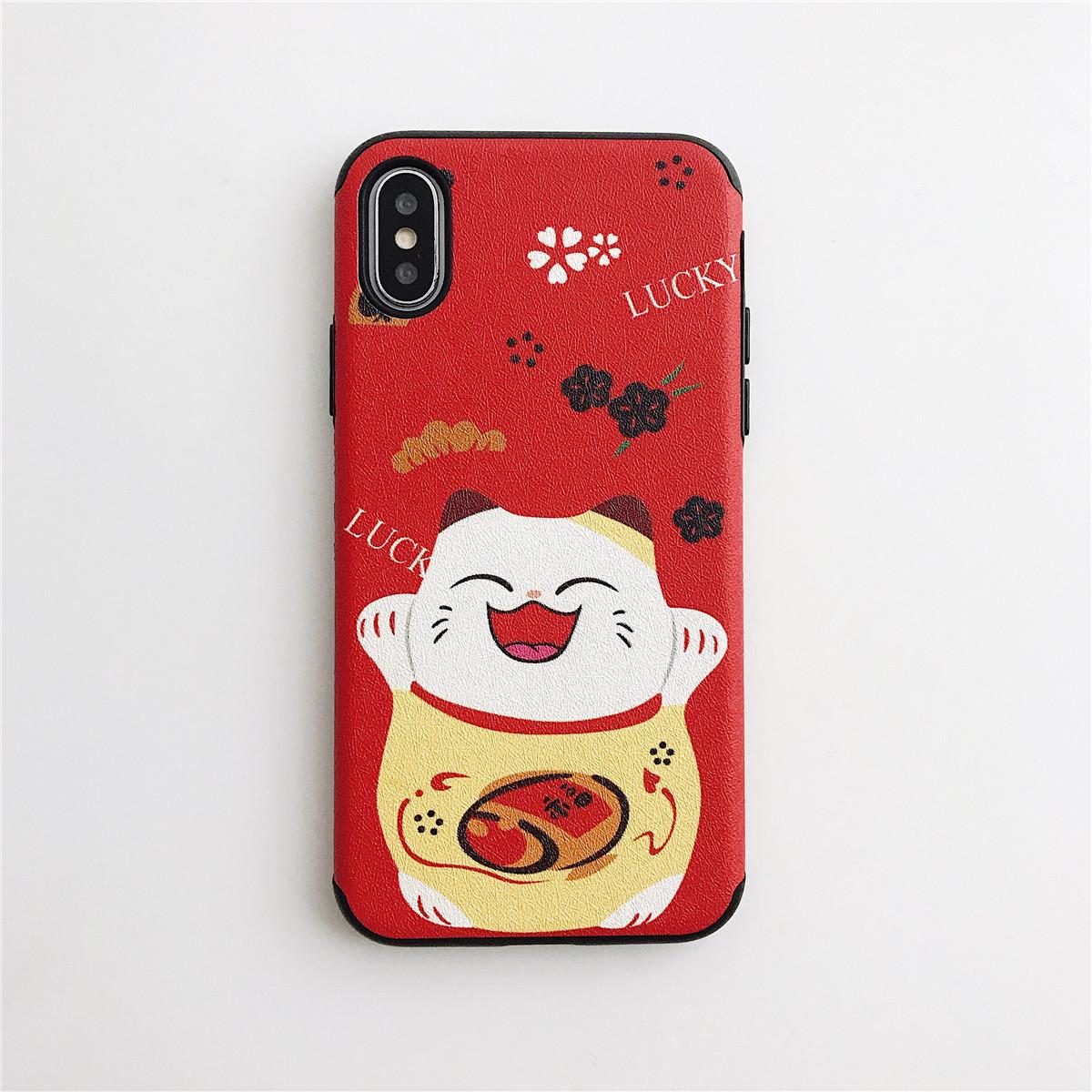 coque iphone 7 neko